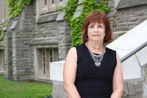 Debbie Acton - Western Libraries, courtesy of Western News