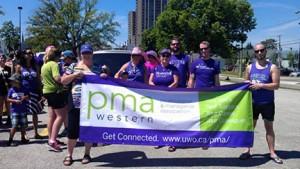 PMA members at London Pride